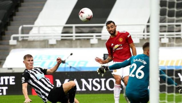Newcastle United vs Manchester United – Highlights