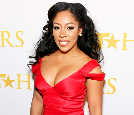 K Michelle Exposes Her B00bs To Fans To Celebrate New Year ... K Michelle