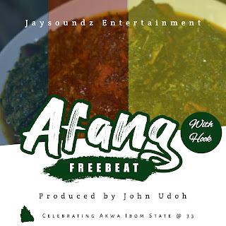 FREEBEAT: Afang (With Hook) - Produced by John Udoh