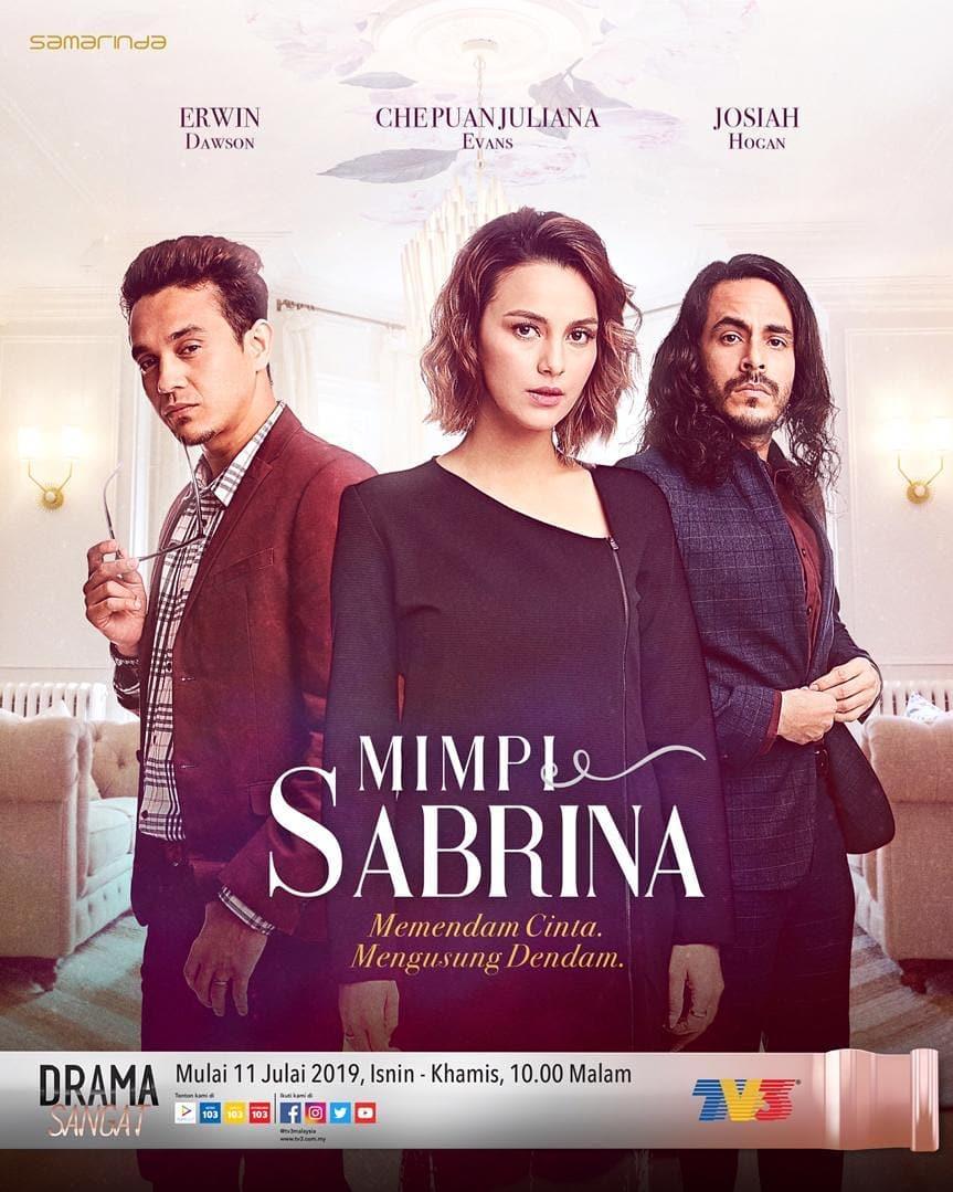 Drama Mimpi Sabrina tv3