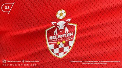 Ini 10 Logo Yang Terpilih Bagi Pusingan Terakhir Untuk Pasukan TRW Kelantan FC