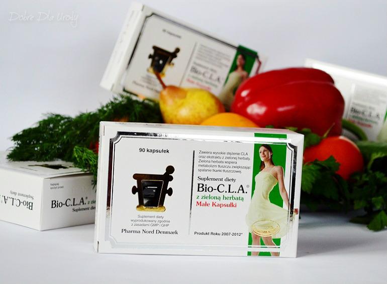 Pharma Nord Bio-C.L.A. z zieloną herbatą na odchudzanie
