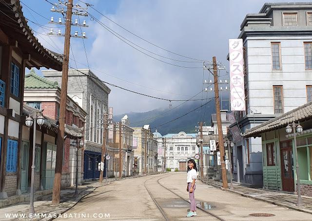 Hapcheon Movie Theme Park, Old Korea