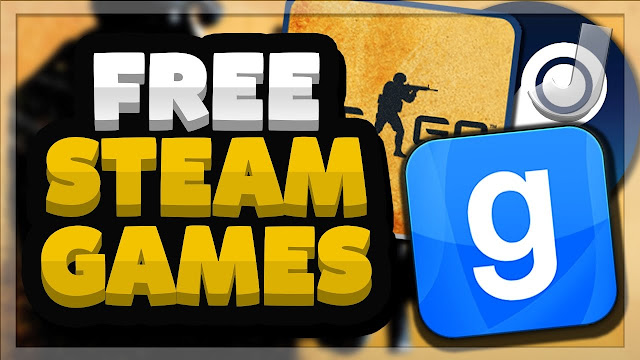 How To Get Free Steam Games | 100% Working
