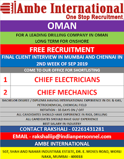 Drilling Company in Oman