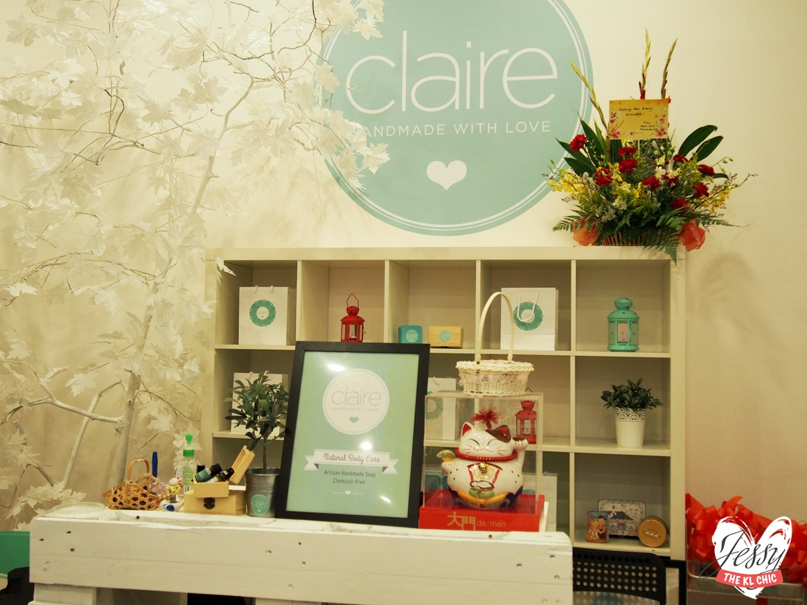 Natural Beauty Products by Claire Organics, Da:Men USJ