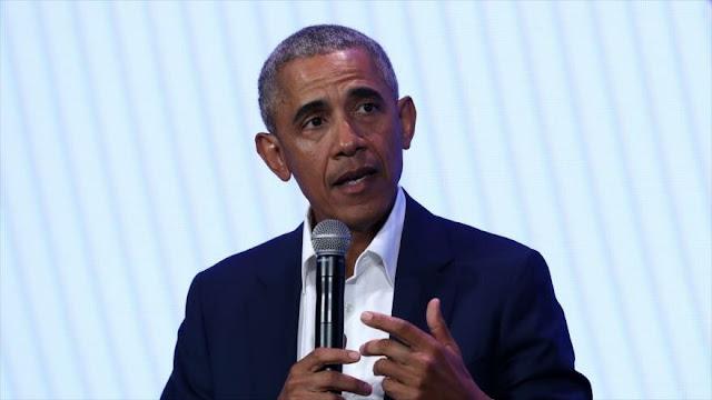 Obama pide a EEUU que rechace a líderes que alimentan el odio