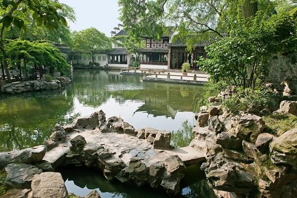สวนหลิวหยวน (Liu Yuan) @ www.countrylife.co.uk