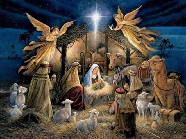 Mercoledi 25 Dicembre - Santo Natale