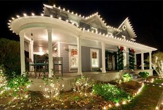 decorar fachada navidad