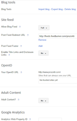 How to create a free blog with BlogSpot?
