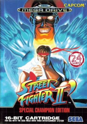 Street Fighter II' : Special Champion Edition [Europe]