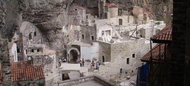 Ερώτηση Τούρκου βουλευτή για τη Μονή της Παναγίας Σουμελά