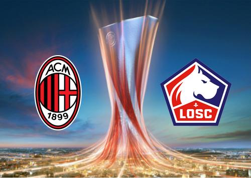 Milan vs Lille -Highlights 05 November 2020