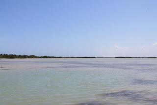 Lagoon outside Chabihau