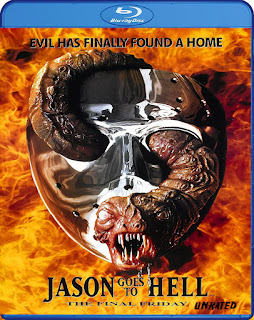 Viernes 13 – Parte 9: La Muerte de Jason – Unrated [BD25] *Con Audio Latino