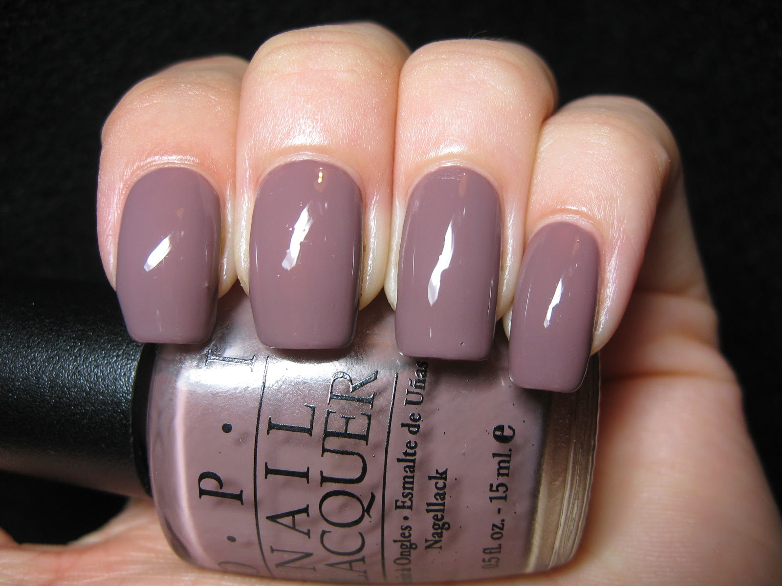 Polished Casual Opi Affair In Times Square