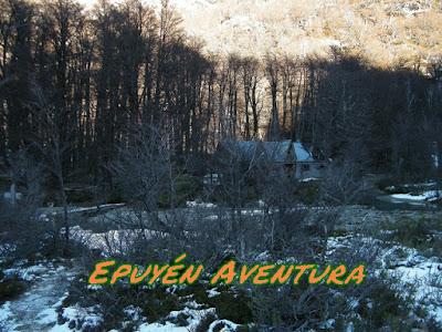 Refugios de montaña - El Bolsón - Comarca Andina - Patagonia Andina - Epuyén Aventura