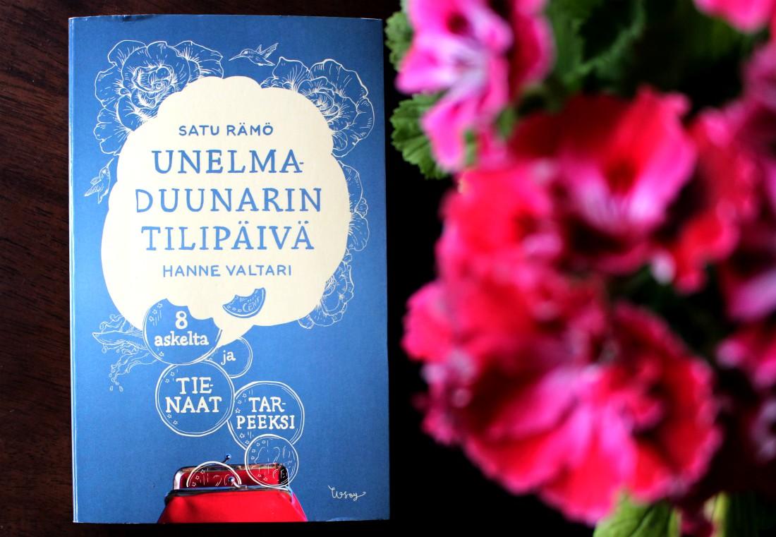 Unlemaduunarin tilipäivä, Satu Rämö, Hanne Valtari, WSOY, Unelmahommissa, Rouva Sana