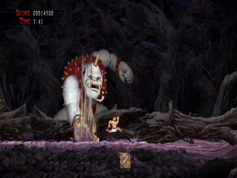 Download Ghosts 'n Goblins Resurrection Free Full Game For PC