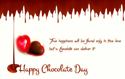 Great Chocolate Day Quotes