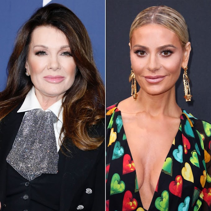 Lisa Vanderpump Shades Former 'RHOBH' Co-Star Dorit Kemsley With Before And After Photo!