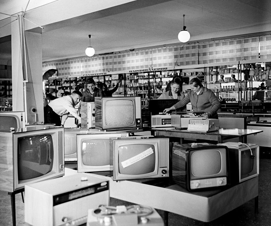 soviet television
