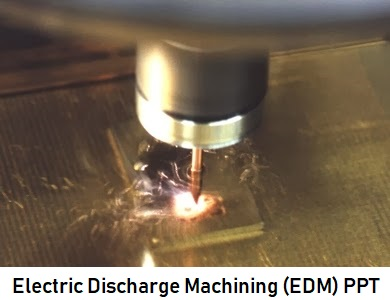 Electric Discharge Machining (EDM) PPT
