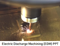 Electric Discharge Machining (EDM) ppt seminar report