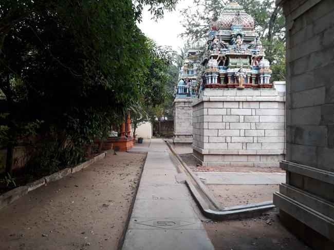 Sri Kala Kaleshwarar Temple Prakaram