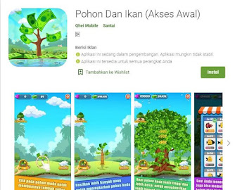 Game tree and fish