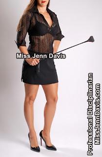 Femdom Miss Jenn Davis