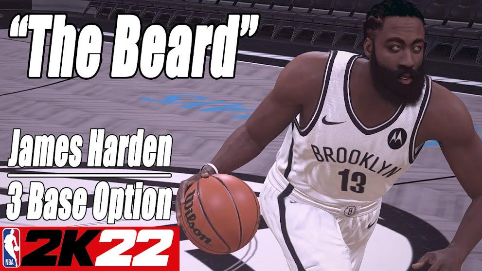 NBA 2K22 James Harden Jumpshot Fix