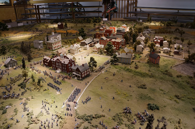 20+ Battle Of Gettysburg Diorama Shoebox Pictures and Ideas