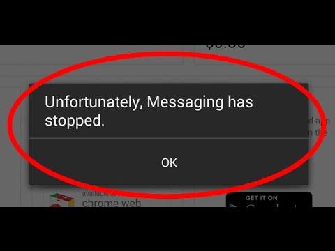 Cara Mengatasi Sayangnya Messenger Telah Berhenti