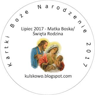 W lipcu u Uleńki  - Matka Boska/Świeta Rodzina