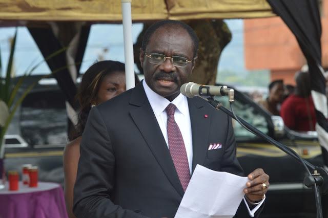 JEUX AFRICAINS 2019 : LE MESSAGE DU MINISTRE DES SPORTS A LA CAMEROON OLYMPIC TEAM