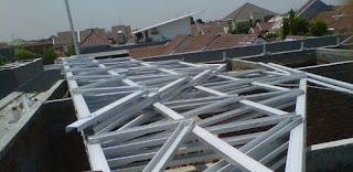 Atap Rumah Menggunakan Galvalum
