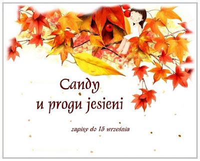 Candy u progu jesieni