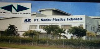Lowongan Kerja Terbaru OPERATOR PRODUKSI - PT. Nanbu Plastics Indonesia 2019