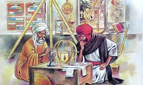 islamic historical: islam at the time even the abbasids