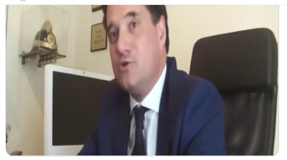 Άδωνις Γεωργιάδης: Δεν είμαστε ελεύθερο Κράτος, αλλά προτεκτοράτο με όρια ανεξαρτησίας - βίντεο
