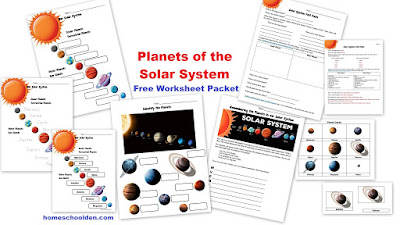 http://homeschoolden.com/2017/04/17/free-planets-of-the-solar-system-worksheets/