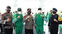 Kapoldasu: Saya Bangga, 7 Personil  Polda Perkuat Provsu Pada PON XX Papua