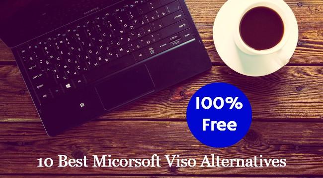 10 best free microsoft visio alternatives 2 is my favourite - Dia Visio Alternative