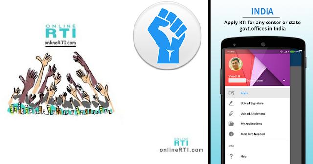 OnlineRTI App
