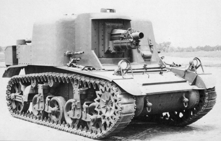 Tank Archives: T18 HMC: Quick Howitzer