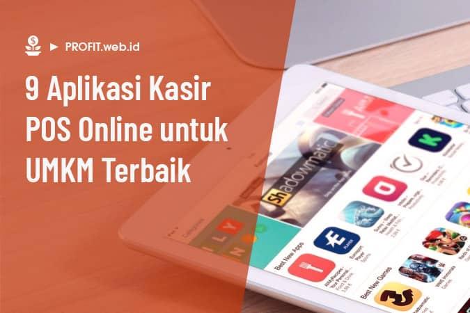 aplikasi kasir terbaik untuk usaha kecil dan menengah (UMKM)