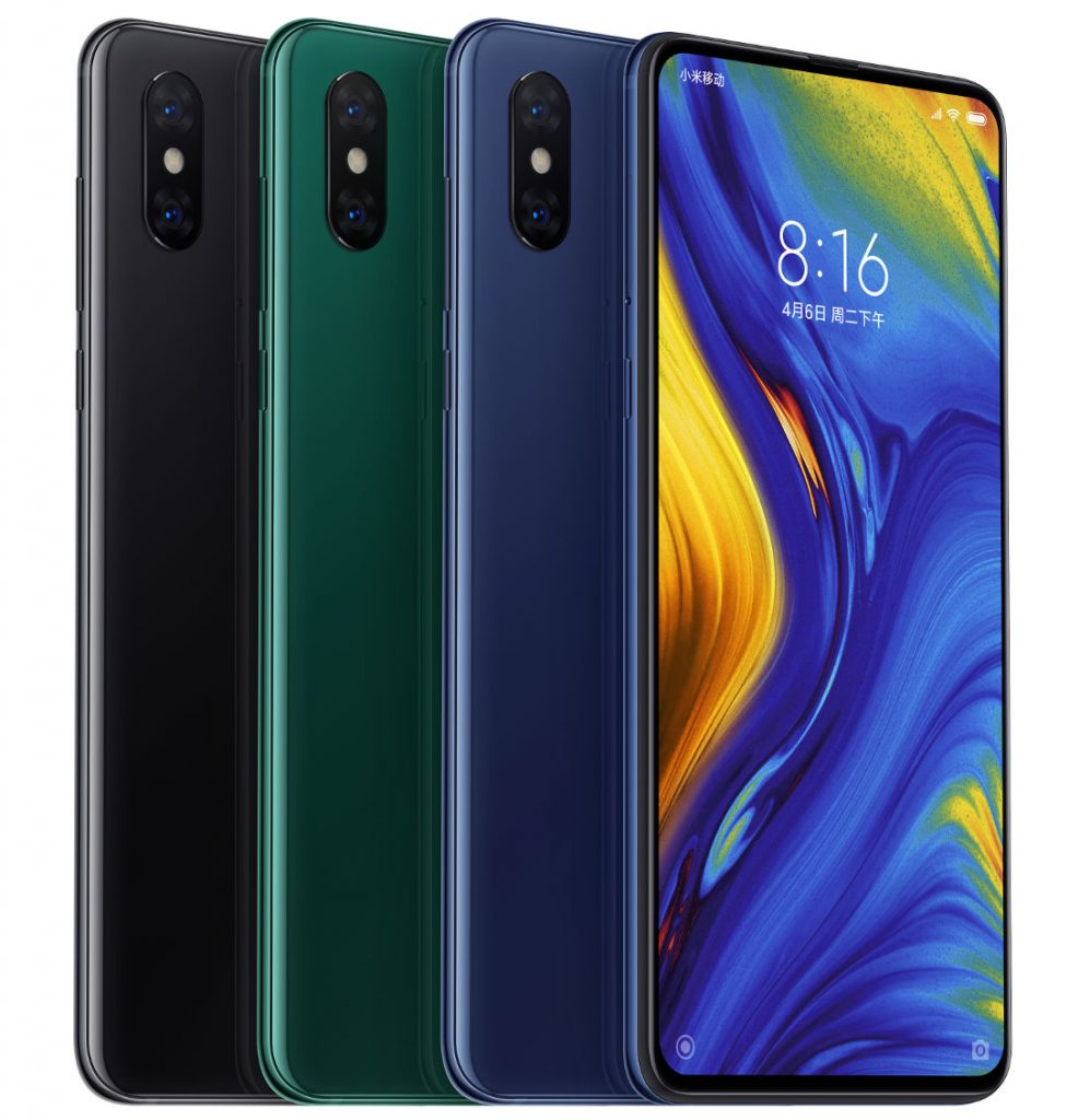Mi Mix 3 Launched Price Specifications