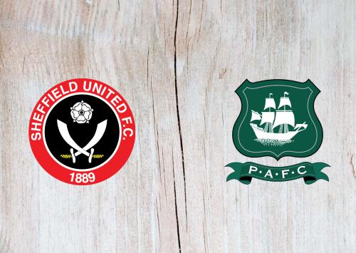Sheffield United vs Plymouth Argyle -Highlights 23 January 2021